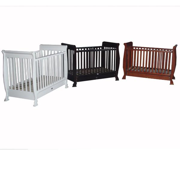 Por Australia Baby Cot Bed